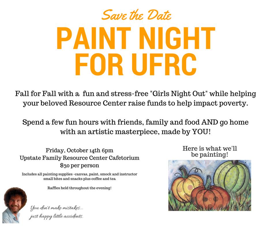 Paint Night for UFRC!